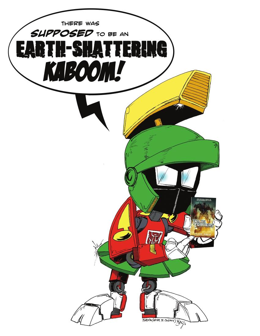 An Earth-Shattering Kaboom!