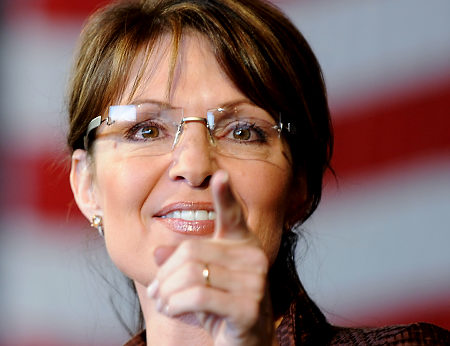 Media Ignores Union Violence: Flashback to Palin's 2008 'Target' Outrage