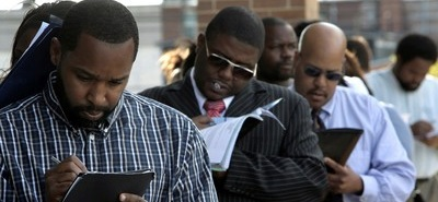 Blacks hardest hit by Great Recession