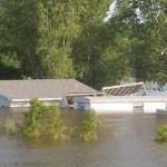 Flooded Trailer