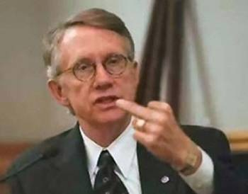 The Democrats and Senator Reid area Koch Whores