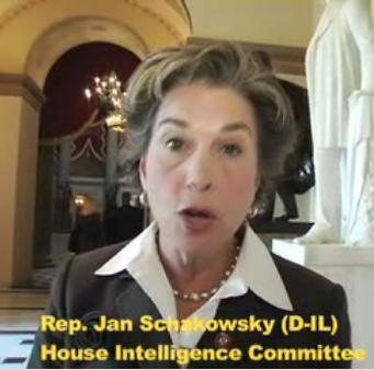 """Jan Schakowsky On Our Understanding Of Social Security: """"You Don't Get It"""""""