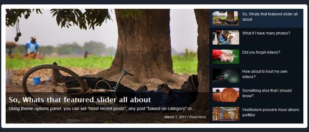 Redesign Update – Meet Your New Slider Edition