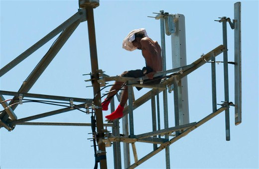 Story Update: Tulsa Tower Guy Comes Down