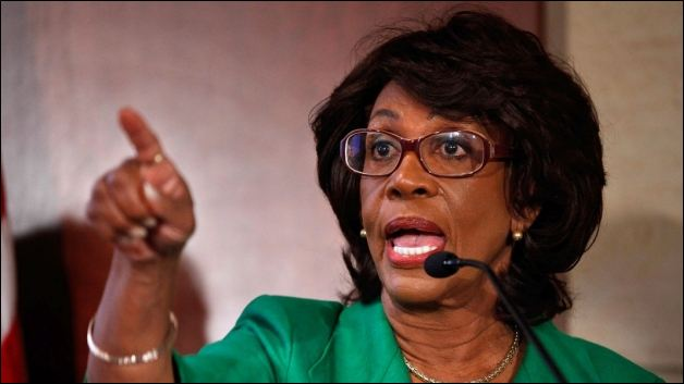 Maxine Waters and the Black Caucus are looking for some butt coverage