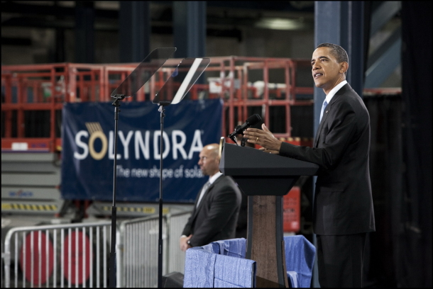 Solyndra: An omen for Obama's soon to be announced jobs plan