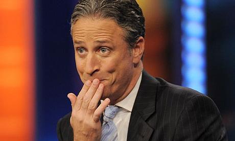 Jon Stewart throws conservatives a bone