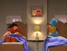 Sesame Street: Bert And Ernie Not Gay, Just Really Good Friends