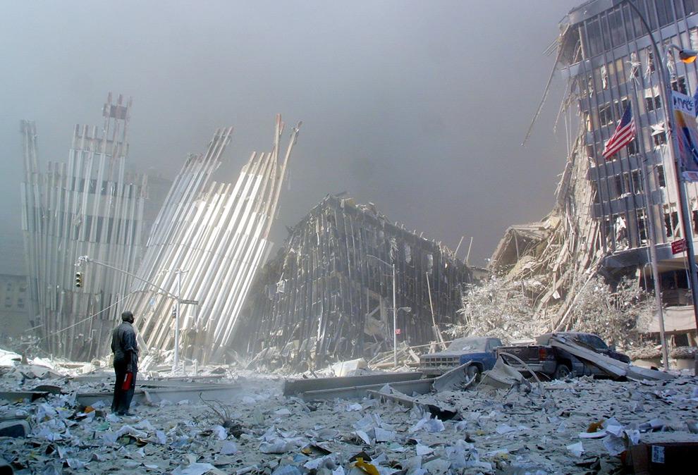 9/11: Unfinished