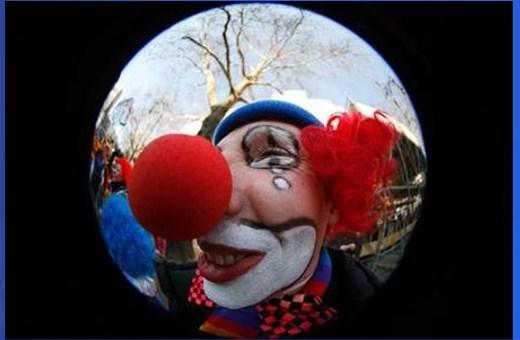 Comedy Break: Clowning Around