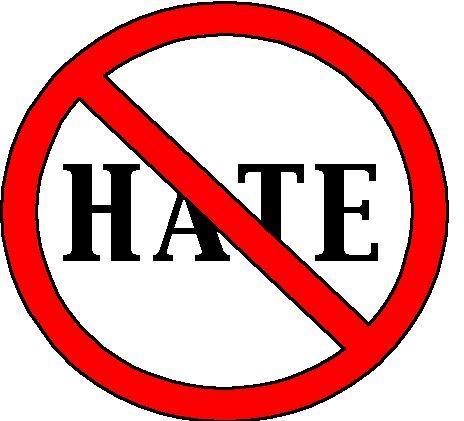 Hate speech idiocy