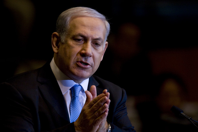 """Netanyahu to UN: """"… the institution. It's the theater of the absurd"""""""
