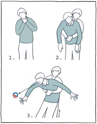 How to save a choking nation