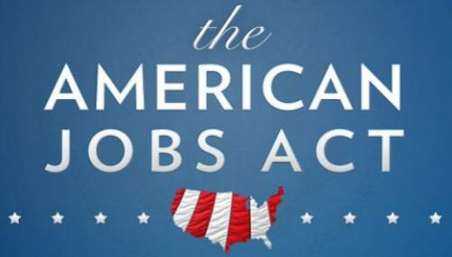 Obama jobs plan to be trumpeted at company that outsources half its workforce