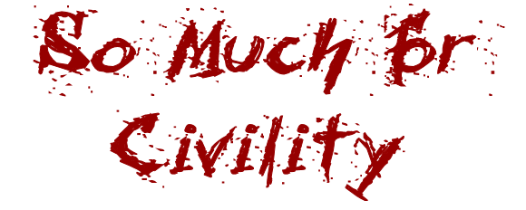 Obama's calls for civility
