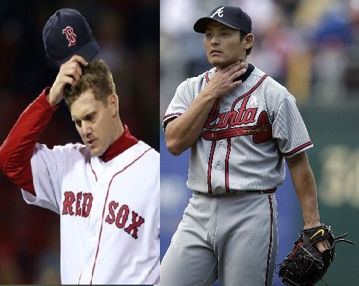 Boston Red Sox And Atlanta Braves Complete Historic Collapses