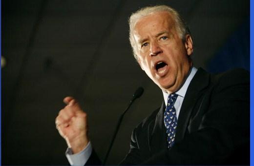 Biden said what?