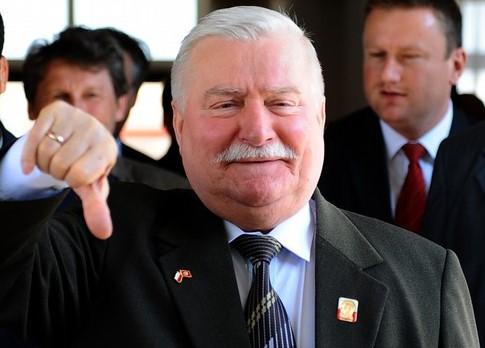 Lech Walesa decides against OWS visit
