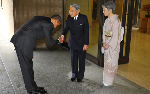 Did Obama plan to apologize to Japan?