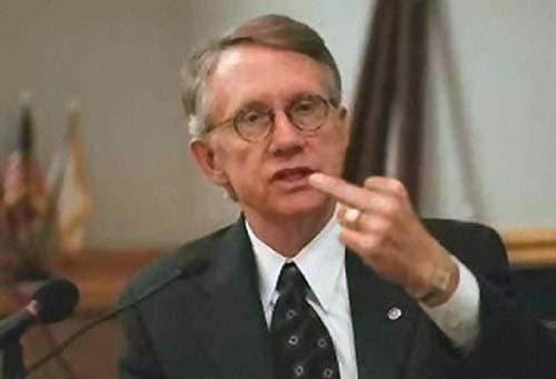 Senator Reid Won't Back Feinstein's Assault-Weapons Ban