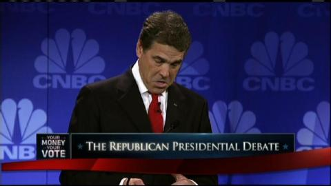Rick Perry out of Republican presidential race