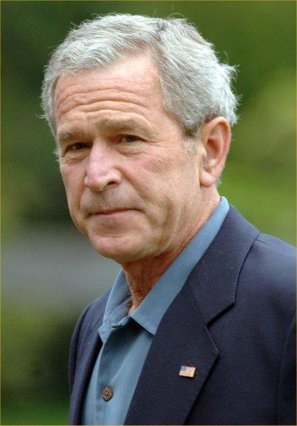 What kind of man is George W. Bush?