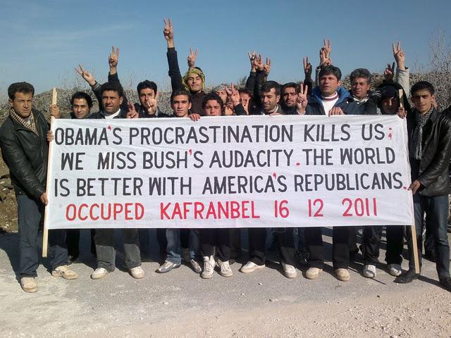 Obama lied, people died