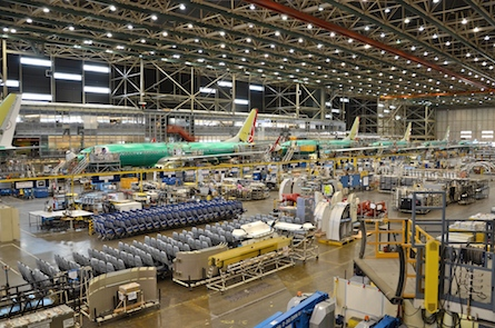 NLRB Butts Out of Boeing's Business