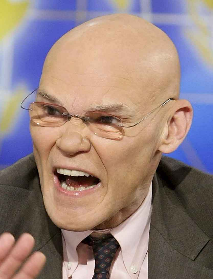 Channeling James Carville (UPDATED)