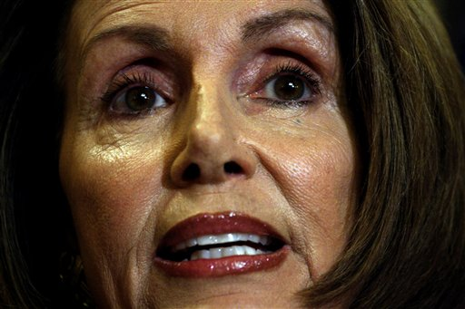 Nancy Pelousie: An Example of the Stupidity & Lies One Must Perpetrate to be a Democrat