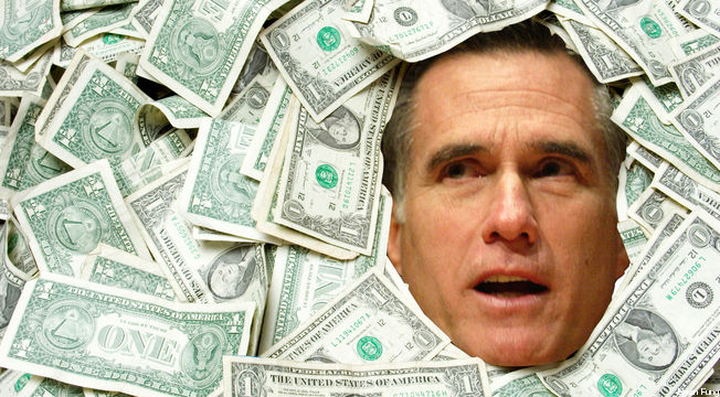 Mitt Romney paid out 42% of 2011 income in taxes, charitable giving
