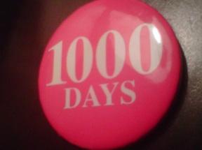 """1000 Days"""