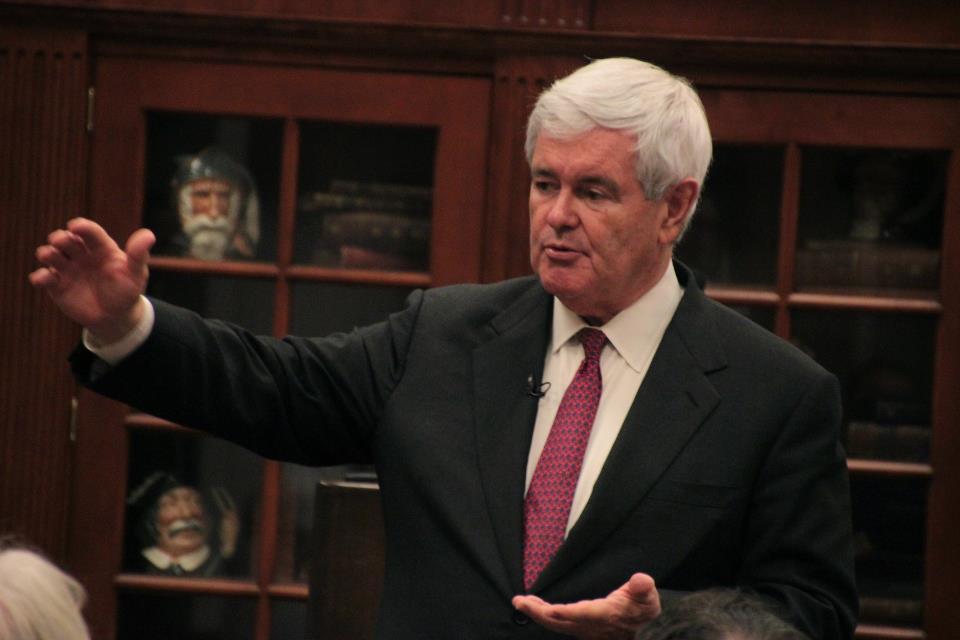 Newt Gingrich Wins In South Carolina, Derails Romney Express?