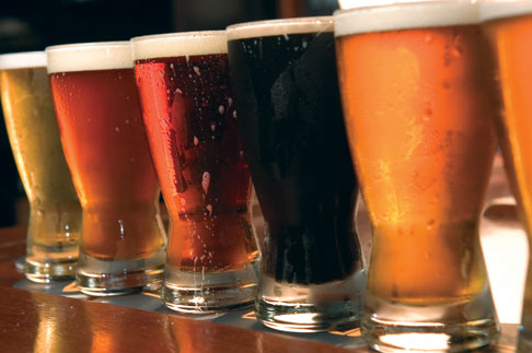The Beer Night Parable of Taxation