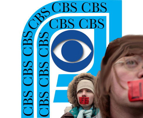 CBS Featured No Pro-Lifers in Photo Essay About Pro-Life Rally