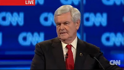 Has Newt's campaign just been derailed… by Newt's own words?
