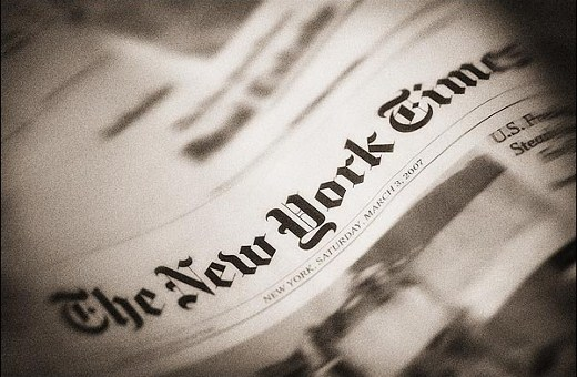 New York Times blogger spreads false story about Romney