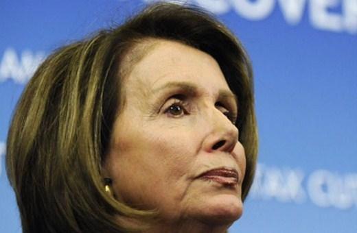 Is Pelosi afraid of Romney?