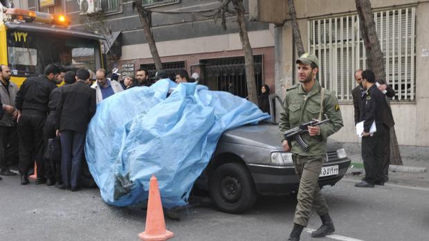 Obama Administration Denies Killing Iranian Nuke Expert