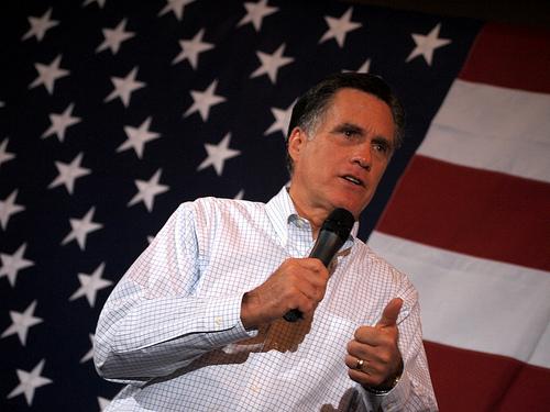 Romney Sweeps Arizona and Michigan