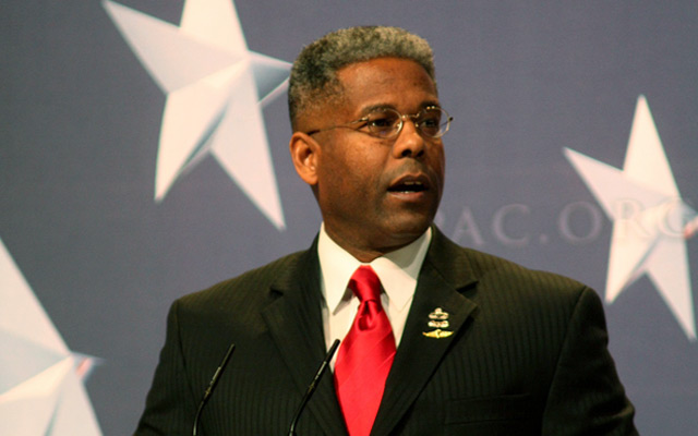 Florida Dems Can't Find Voters to Protest Allen West, so They Hire Some