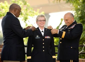 A Crony Military? Jerry Brown's Man Fires California's First Female Army General