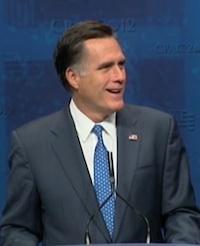 Mitt Romney Wins CPAC Straw Poll