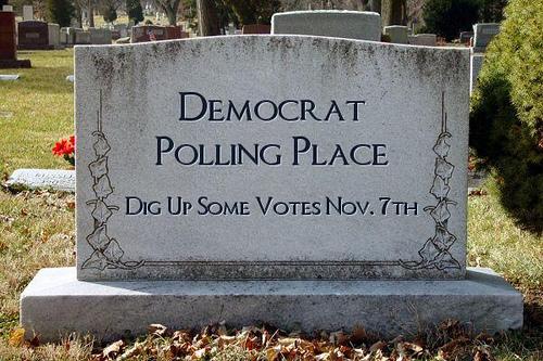 Election Day as Dia de Muertos