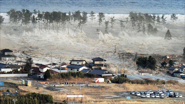 One Year Later; Tōhoku earthquake and tsunami