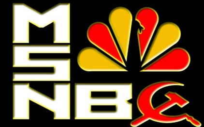 Pew: MSNBC's Bias Far Worse Than Fox