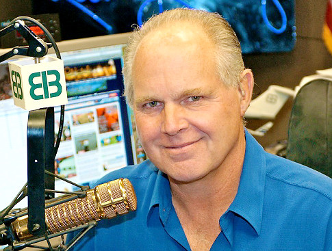 Rush Limbaugh Does Live in Obama's Head