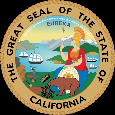 The Great Seal of a formerly great state