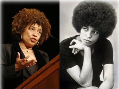 Angela Davis calls Obama a Black Radical