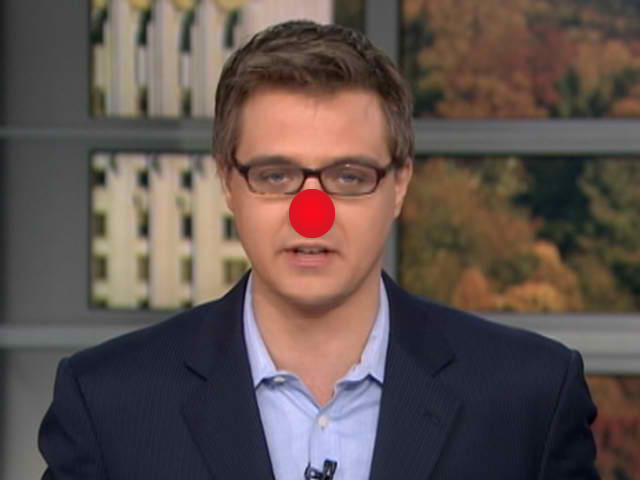 MSNBC Liberal Chris Hayes 'Uncomfortable' Calling Our Troops 'Heroes'